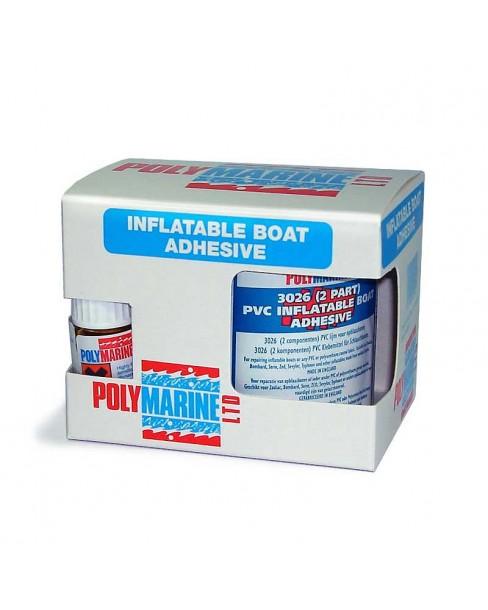 POLYMARINE 3026 PVC Fabric Adhesive - 2 συστατικών 250ml