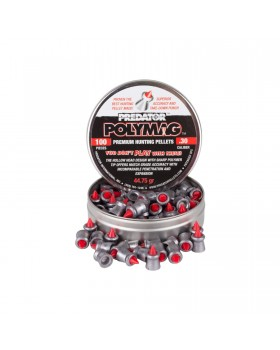 Predator Polymag Jsb 30/100 (44,75 grains)