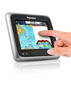 Raymarine-GPS Plotter A67