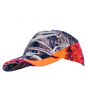 Remixon-Καπέλο Camo Orange