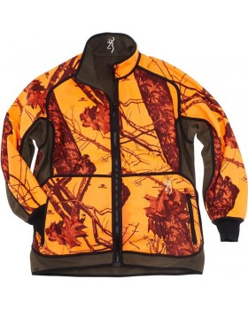 Browning-Powerfleece Blaze Camo Green