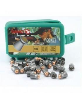 Βληματάκια Gamo Rocket .22/100 (14.5 Grains)