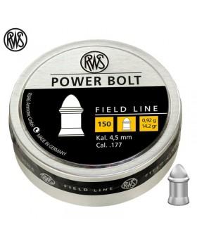 Rws Power Bolt .177/150 (13,7 grains)