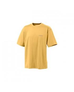 Columbia-T-Shirt Yelow