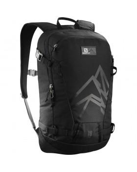 Salomon Backpack Side 18 Black