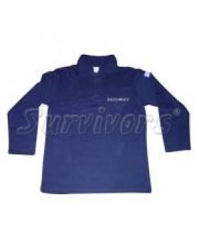 Μπλουζάκι Polo Μακρύ Μανίκι Με Κέντημα Security Survivors