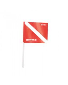 Σημαιάκι Σημαδούρας Mares 31.5 x 31.5cm