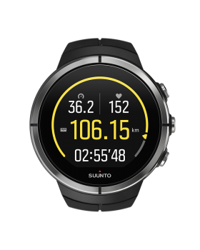Suunto Spartan Ultra All Black Titanium(Δεν περιλαμβάνεται HRM)