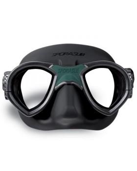 Μάσκα Κατάδυσης Sporasub Mystic Black Silicon
