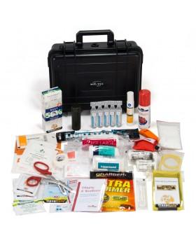 """Στεγανό Κιτ Α' Βοηθειών και Επιβίωσης """"Advanced Waterproof Box"""""""