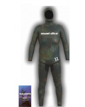 Must Dive-Στολή Λείο/Ξυρισμένο 6.5mm-Yam 39