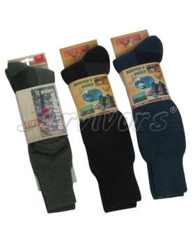 Κάλτσες Ισοθερμικές στρ/κες (λαδί, μπλε, μαύρο)