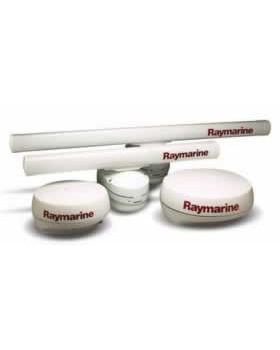 Raymarine-Ραντάρ-Ανοιχτού Τύπου