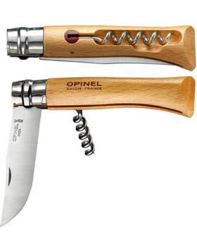 Opinel-Ανοιχτήρι Και Σουγιάς No 10