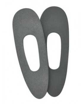 Cervellati-Φέτα Επιμήκυνσης Κοντακιού Μαύρη 4mm