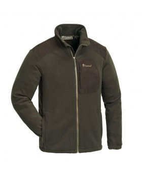 Ζακέτα Pinewood Wildmark Membrane Fleece JT 5066-242 Brown