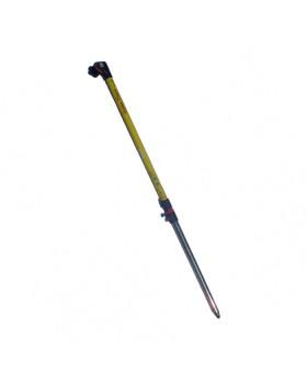 Κοντάρι Ομπρέλας Κρουστικό Κίτρινο Εως 22mm
