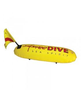 Σημαδούρα Freedive Απλή