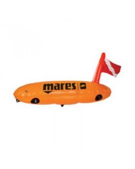 Σημαδούρα Mares Torpedo Πορτοκαλί