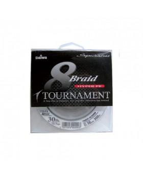 Daiwa-Tournament 8 Braid- 0.14mm-25lbs/10.80kg