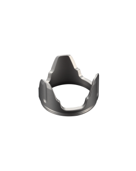 BEZEL PVD crenulated (40mm) Nitecore