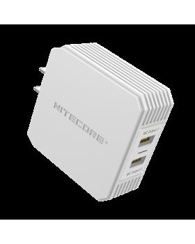 ΤΡΟΦΟΔΟΤΙΚΟ USB, NITECORE UA42Q Quick charge 3.0
