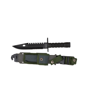 ΜΑΧΑΙΡΙ ALBAINOX, Survival Knife, Black, 32442