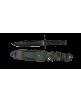 ΜΑΧΑΙΡΙ ALBAINOX, Survival Knife, Black, 32442