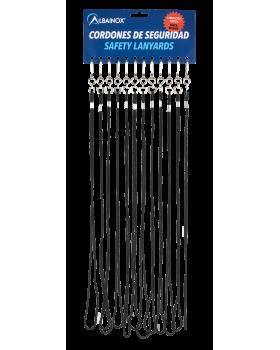 ΚΟΡΔΟΝΙ ΣΦΥΡΙΧΤΡΑΣ ALBAINOX με μεταλλικό κλίπ, 33021