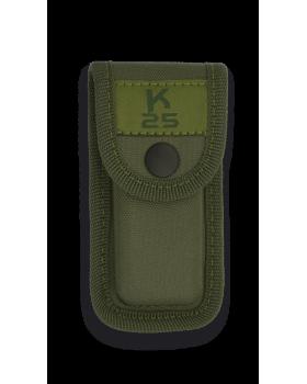 ΘΗΚΗ ΣΟΥΓΙΑ K25, GREEN, 6.5 cm x 12 cm, 34693