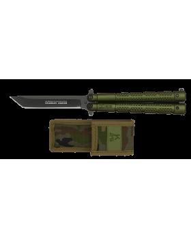 ΣΟΥΓΙΑΣ K25, BT, Titanium Coated, Green, 36249