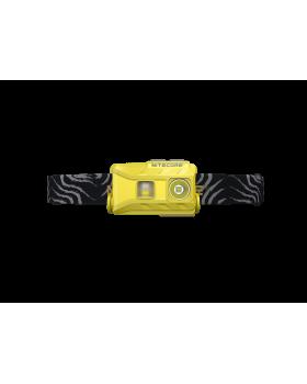 ΦΑΚΟΣ LED NITECORE HEADLAMP NU25, Yellow