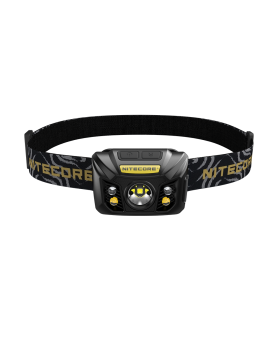 ΦΑΚΟΣ LED NITECORE HEADLAMP NU32, Black,550lumens
