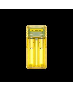 ΦΟΡΤΙΣΤΗΣ NITECORE Q2, Quick charger, 2A,Mango