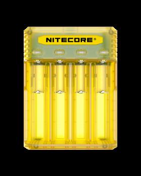 ΦΟΡΤΙΣΤΗΣ NITECORE Q4, Quick charger, 2A,Mango