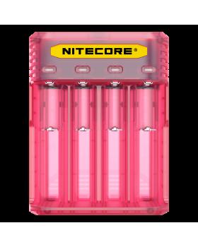 ΦΟΡΤΙΣΤΗΣ NITECORE Q4, Quick charger, 2A,Pink