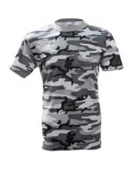 Survivors Μπλουζάκι Κοντομάνικο παραλλαγής ασπρόμαυρο